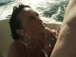 Overhead the Love Boat with Mariah Milano