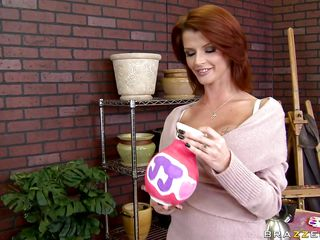 joslyn james acquires will not hear of huge globes glazed!