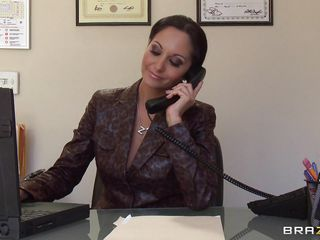 ava addams is fucking her boss