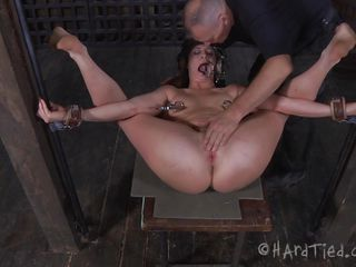 anal chastisement for a naughty milf