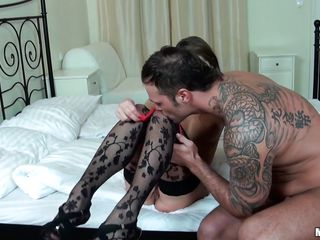 passionate pussy licking plus shafting relating to erotic milf