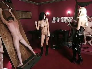 Foursome brings u a taste of the bdsm world. When it's a bout bdsm it's about both ache and pleasure, does the ache increase the level of pleasure or maybe the feeling of being bound up, whipped and fucked makes the magic. Either way here, in season 1 ep. 3 we can find out what is all about so stick with us.