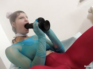 nylon overspread karen and her biggest melancholic vibrator
