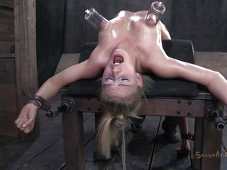 oiled chick at the compassion of her executor
