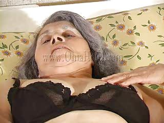 Although our granny is so old that she barely moves the fucking slut still needs to fuck. Cornel rubs her saggy wet crack and then gets some help from her girl. She kisses these old wrinkled boobs and helps her undress so they can have some lesbian action. The bitches want to receive dirty so why not see them and have a fun