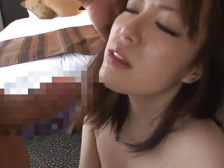 he can't live without to fuck his own japanese slut