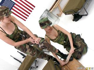 hot chicks close by military school