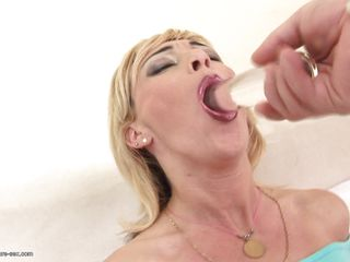 i love fucking my blonde with a sex toy