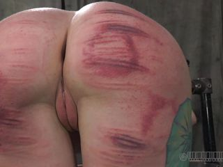That perfect ass deserved a good beating only that the executor crossed the line and bruised it. Look at it how fucked up it is, would u like to fuck an ass like that? Of course u will, it's hotter! Sara is a blonde slut that enjoys being spanked until her ass turns red and purple, wanna watch what else that babe likes?