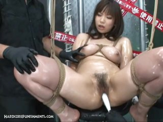 Japanese Bondage Sex - Intense BDSM Sexual Castigation 3