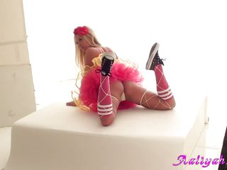 wicked bunny aaliyah love foto session