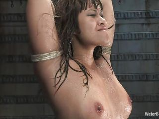 she needs a consenting intensive cleaning with water