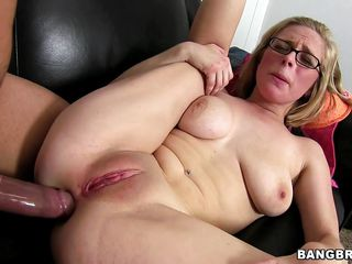 penny pax receives their way wazoo stretched round the max!