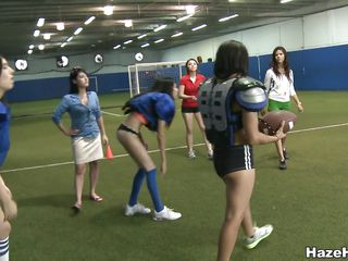 football practice for hot booties sluts