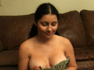 Emma is ready to suck some cock and get paid for it. Why can't all cuties be this eager?? She hopes to one day make it large in the Model world, we have it 2 large opportunities for her right here!! Cum See what that babe is ready to do to earn some cash!