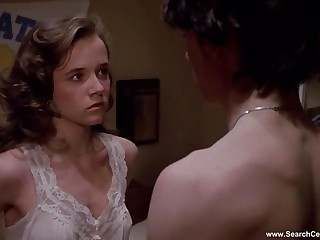 Lea Thompson Undressed - All The Right Moves
