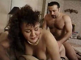 Curvy tgirl bore plowed