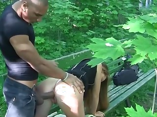Don't trek in hammer away woods unsurpassed anles you want to get fucked