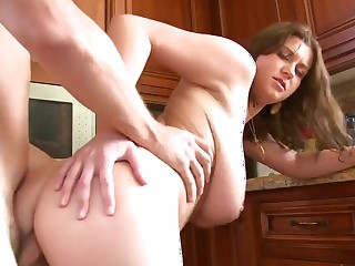 Chubby girl with huge titties Sara Stone fucking