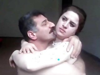Arab couple mating