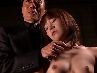 Stunning Japanese bungle Haruki Sato, Risa Kasumi, Yuna Shiina in Fabulous natural tits, group sex JAV movie