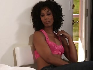 Misty Stone, Amanda Tate, Ana Foxx in This Spa Has Secrets Instalment