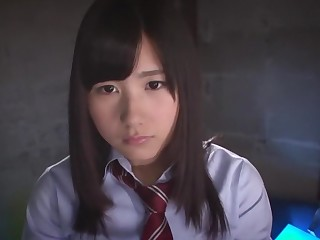 Incredible Japanese whore Hinano Akimoto in From college, gangbang JAV scene