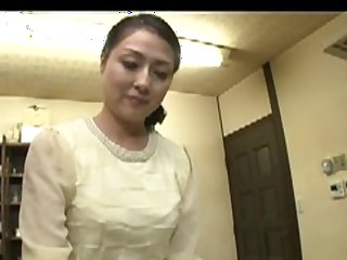 Japanese Milf with the addition of House-servant 48