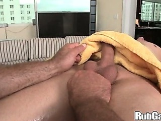 Rubgay Athletic Boy Rub-down
