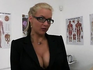 `The press has found ``Dr. Orgasm,`` a doctor who has been administering illegal orgasms to sexy and sexy female patients. Phoenix, an uptight reporter, tracks him down at his office so this chap can explain himself to the American people. But previous to that babe can ask any questions, Dr. Ferrera gives her a much-needed 10-Pounder injection and makes her cum hard.`