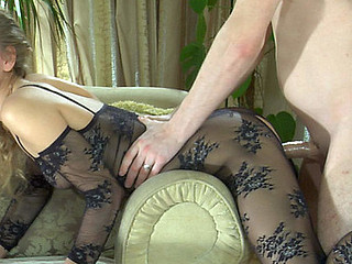 Barbara&Rolf outstanding pantyhose action