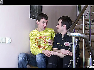 Anthony&Sebastian cheerful sissy movie