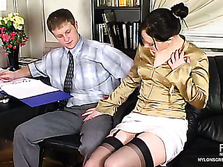 Gwendolen&Bertram vehement nylon action