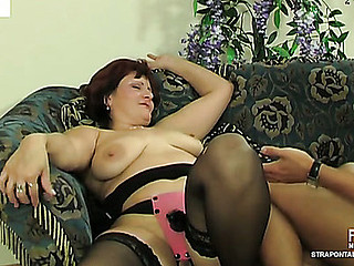 Viola&Monty sexy dong movie scene
