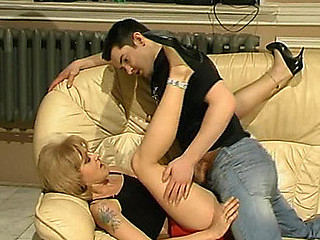 Esther&Adam naughty older movie