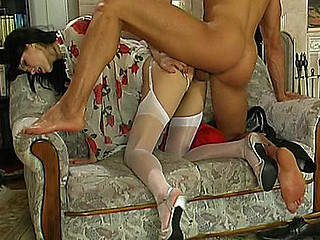 Emmie&Maurice unsightly nylon movie