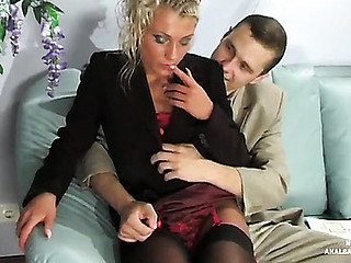 Cornelia&Mike breathtaking anal movie scene