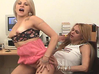 CamileRios transsexual and pussygal on movie scene