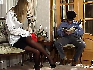 Florence&Igor great nylon movie instalment