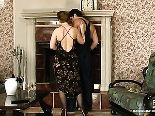 Gloria&Adam stunning older action