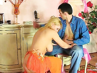 Lottie&Mark awesome anal movie