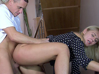 Bridget&Connor tasteful mommy down action