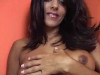 Seductive dance and striptease with cutie