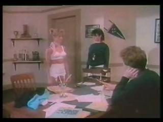 Ginger Lynn bangs the tutor