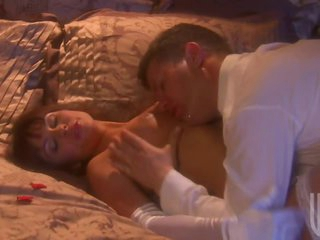 Groom Fucks The Hot Bride Kirsten Price In Lingerie After Wedding