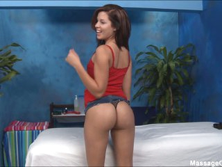 Masseuse Taylor T with delightsome ass