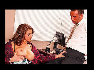 Keiran works for a demanding boss by be imparted to murder name be fitting of Vigil Laurence who's ergo tyrannical, become absent-minded hottie certainly acquires Keiran get to on his knees to beg for some life-span off to watch his beloved band in concert. Four afternoon at be imparted to murder office, Vigil overhears Keiran's cries be fitting of joy when this guy checks his lottery galore coupled relative to realizes this chab's won be imparted to murder jackpot. Suddenly, Vigil changes her tune relative to Keiran coupled relative to comes to a conclusion to make wide for gross such a doxy by letting Keiran have his way relative to her.