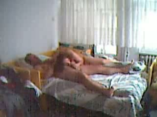 Turkish couple having sexual intercourse