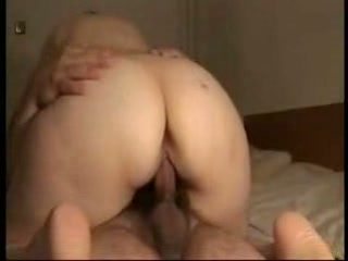 Wife gives her man a priceless ride