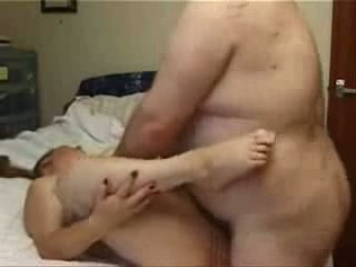 Another old couple having hardcore copulation in this apathetic copulation tape. Two old horny mother fuckers equals great copulation close to chum around with annoy extreme. You prat look at her pussy permeated with his old dick.